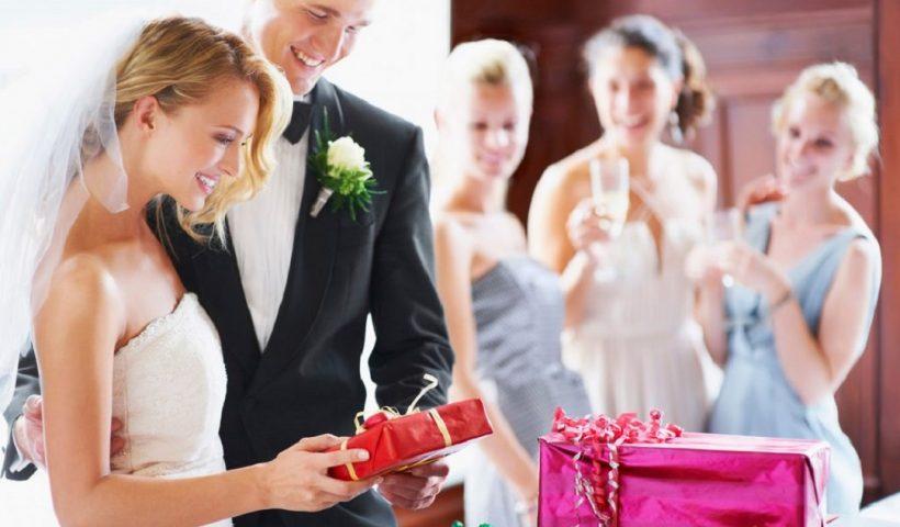 right Wedding Gift