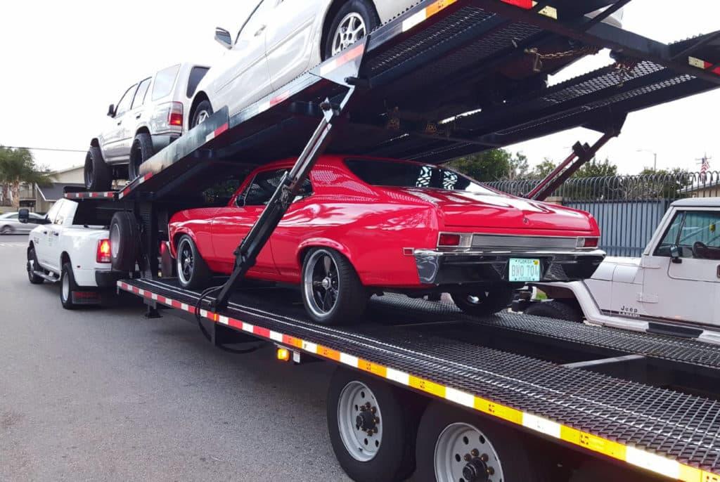 Car Transporting Company