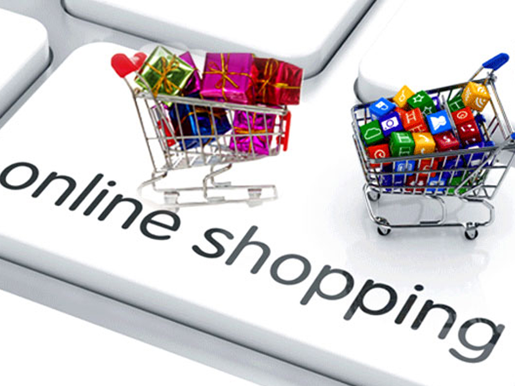 Shopping On The Web