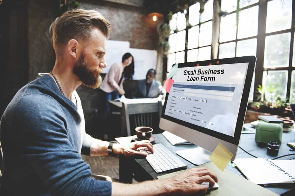 Small business loans are offered in three different ways.