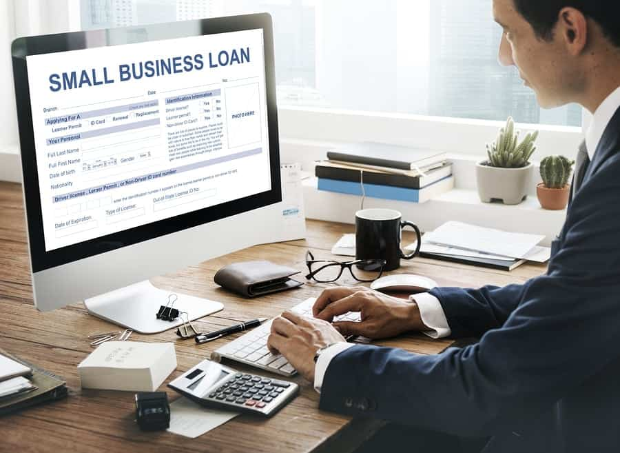 applying for Small Business Loans.